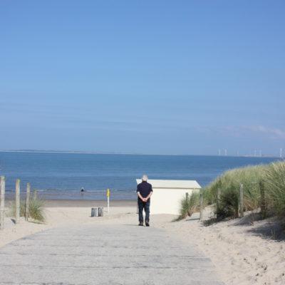 Strandopgang Breezand Vrouwenpolder